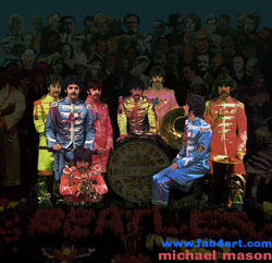 The Sgt Pepper Album Cover Shoot Dissected