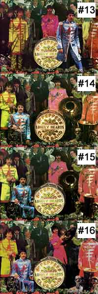 Sgt Pepper Shoot - fab4art.com