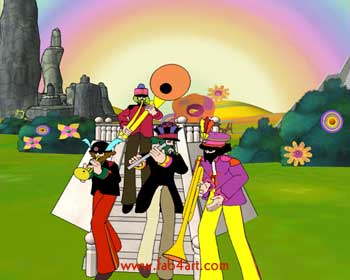 Yellow Submarine Adventure - The Band