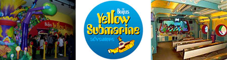 J.Walt Adamczyk speaks exclusively to fab4art.com about his involvement in the creation of 'The Yellow Submarine Adventure' ride.