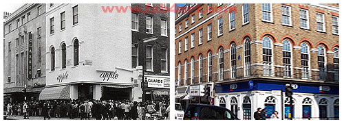 The Classic Cinema and Apple Boutique, Baker Street, London